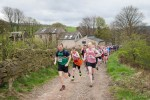 Press Photography Saddleworth - diggle cake race