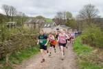Press Photography Saddleworth - diggle cake race