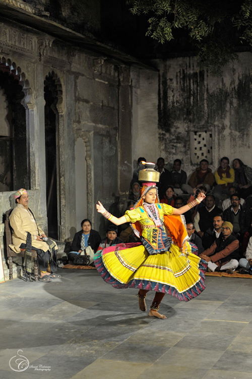 Indian Dancer, Udaipur