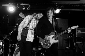 Live Performance Photograph of Aniseed in the Ruby Lounge, Manchester