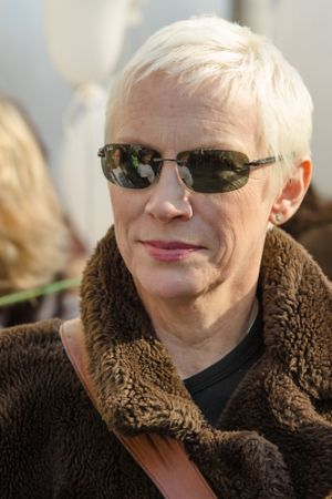 Portrait of Annie Lennox by Stuart Coleman