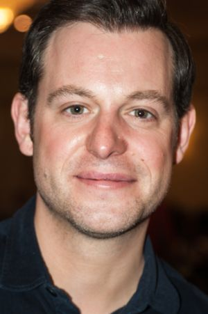 Portrait of Matt Baker in Birmingham